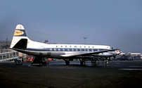 Photo of Deutsche Lufthansa AG Viscount D-ANAF