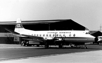 Photo of Cyprus Airways Viscount G-AZNH
