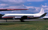 Photo of Field Aviation Ltd Viscount G-AVJB