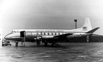 Photo of British European Airways Corporation (BEA) Viscount G-AOHI