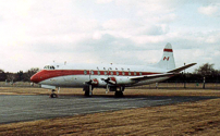 Photo of Crown Assets Disposal Corporation Viscount CF-GXK