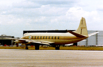 Photo of Go Transportation Inc Viscount N150RC c/n 391