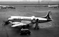 Photo of Air France Viscount F-BGNT