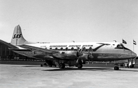 Photo of Scandinavian Airlines System (SAS) Viscount LN-FOM