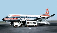 Photo of MacRobertson-Miller Airlines (MMA) Viscount VH-RMO