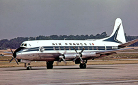 Photo of Air France Viscount G-ATDU
