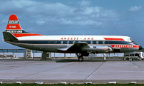Photo of ANSETT-ANA Viscount VH-RMO