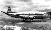 Painted in the ANSETT-ANA 'Two Striped Fin' livery.