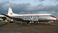 Photo of Duxford Aviation Society (DAS) Viscount G-ALWF
