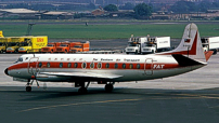 Photo of Far Eastern Air Transport (FAT) Viscount B-2021