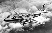 Photo of Capital Airlines (USA) Viscount N7462