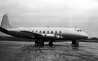 Photo of Vickers-Armstrongs (Shipbuilders) Ltd Viscount G-APKJ