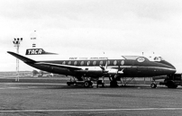 Viscount c/n 82 operational record