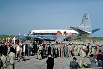Photo of Trans-Australia Airlines (TAA) Viscount VH-TVA