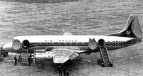 Photo of Air France Viscount F-BGNK