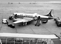 Photo of Air France Viscount F-BGNL