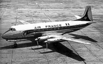 Photo of Air France Viscount F-BGNM