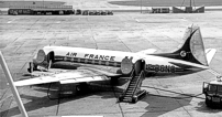 Photo of Air France Viscount F-BGNO