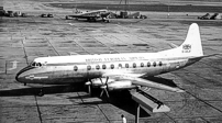 Photo of British European Airways Corporation (BEA) Viscount G-AOJF