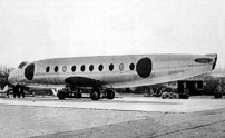 Fuselage assembly commenced at Weybridge, Surrey, England.