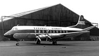 Photo of Bahamas Airways Viscount G-APPX