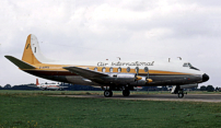 Photo of British Air Ferries (BAF) Viscount G-APPX