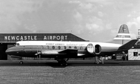 Photo of BOAC Associated Companies Ltd Viscount G-APPX