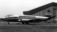 Photo of Field Aircraft Services Ltd Viscount G-APPX