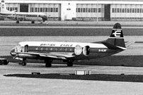 Photo of British Eagle International Airlines Viscount G-ALWF