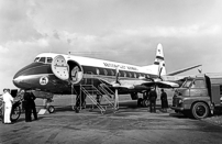 Photo of BOAC Associated Companies Viscount VP-TBK