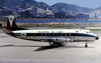 PAL - Philippine Air Lines<br />'Blue and Red Tail' livery.