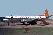 Photo of South African Airways (SAA) Viscount ZS-CDV
