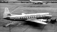 Photo of British European Airways Corporation (BEA) Viscount G-AOHM