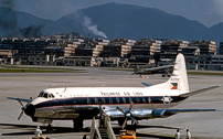 Photo of Philippine Air Lines (PAL) Viscount PI-C772