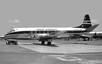Photo of Aden Airways Viscount VR-AAV