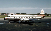Photo of Viscount c/n 353