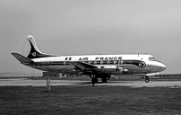 Photo of Air France Viscount F-BGNP