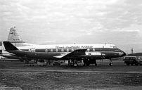 Photo of Trans-Australia Airlines (TAA) Viscount VH-TVO