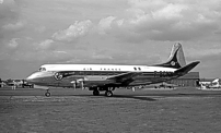 Photo of Air France Viscount F-BGNN