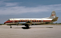 Photo of Viscount c/n 309