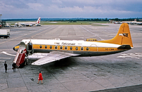 Photo of Falconair Charter AB Viscount SE-CNM