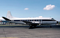 Photo of Jerry V Christensen Viscount N22SN