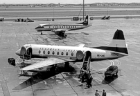 Photo of Austrian Airlines (AUA) Viscount OE-LAE