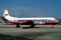 Photo of Jersey European Airways (JEA) Viscount G-AVJB
