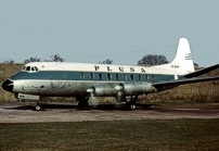 Photo of PLUNA Viscount CX-BHAF