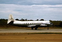 Photo of Central African Airways (CAA) Viscount VP-YNA c/n 98