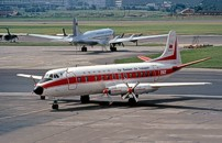 Photo of Far Eastern Air Transport (FAT) Viscount B-2019