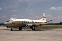 Photo of Canadian Department of Transport Viscount CF-GXK