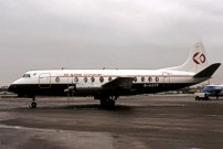 Photo of Air Algerie Viscount G-AOYP