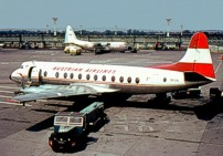 Photo of AUA - Austrian Airlines Viscount OE-LAL
